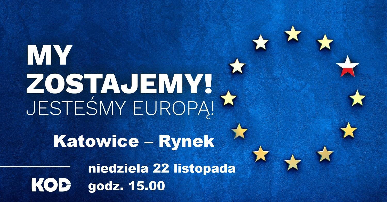 Jesteśmy w Europie!