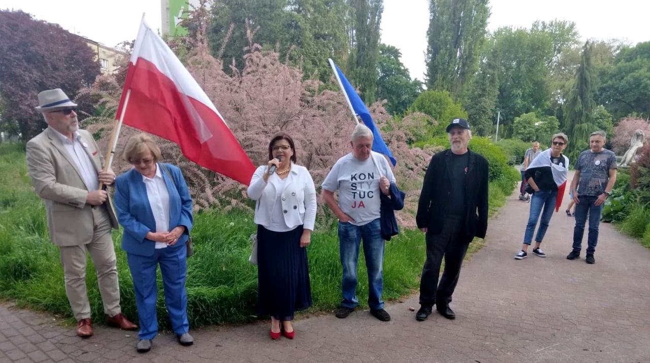Święto 4 czerwca w Częstochowie